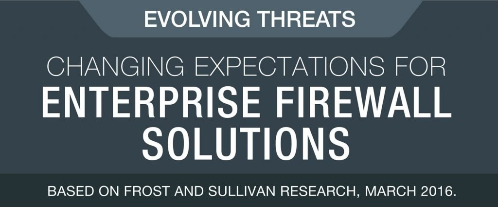 Enterprise Firewall Infographic banner