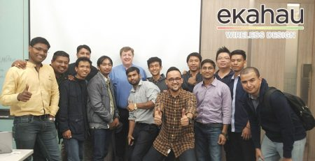 Ekahau Site Survey Course - Almost Class Groupie