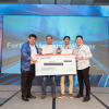 MSInfokom becomes the 1st Winner of the Asia-Pasific FortiMastermind competition!